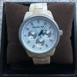 Michael Kors women's link watch